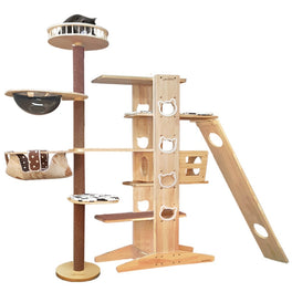 Luxypet Aaron 5-8 Set 3 Tower Cat Condo