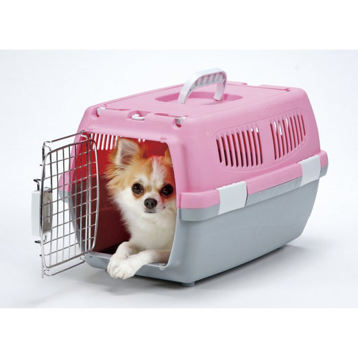Marukan 2 Door Carrier for Dogs and Cats