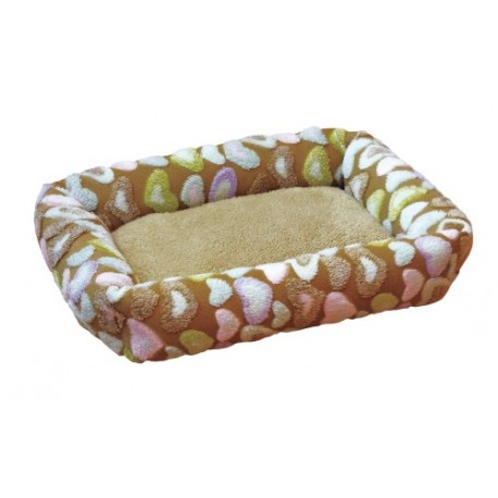 Marukan Aromatic Bed - Brown - Kohepets