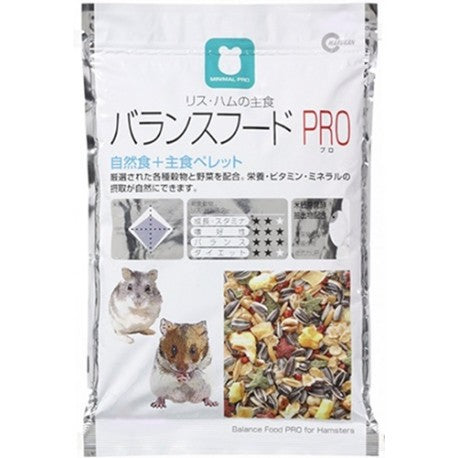 Marukan Balanced Food PRO for Hamsters 400g