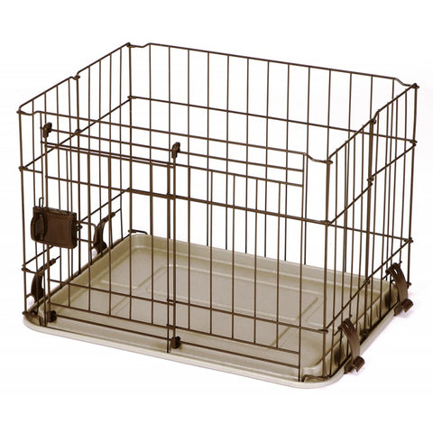 Marukan Dog Cage with Slide Door - Kohepets