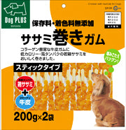 Marukan Sasami Roll Gum Dog Treat 220g X 2