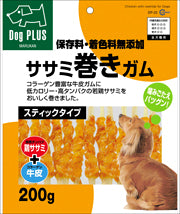 Marukan Sasami Roll Gum Dog Treat 220g