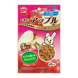 Marukan Dried Apple for Small Animals 45g