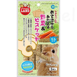 Marukan Vegetable Cereal Sticks for Small Animals