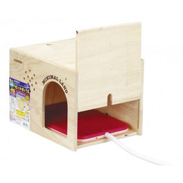 Marukan Guinea Pig & Rabbit Wooden House