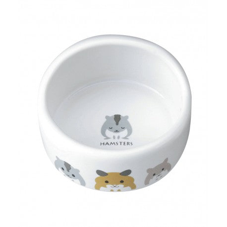Marukan Hamster Feeder with Hood