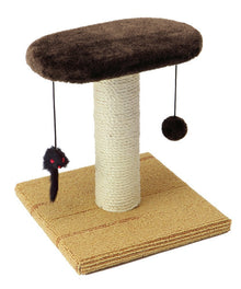 Marukan Nap Tower Cat Scratcher