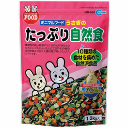 Marukan Natural Food for Rabbit 1.2kg