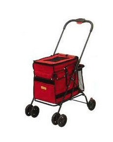 Marukan Pet Trolley Cart - Kohepets