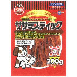 Marukan Dried Sasami Stick Dog Treat 200g