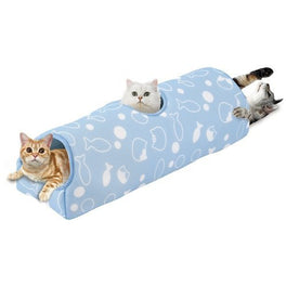 Marukan Summer Tunnel Bed for Cats