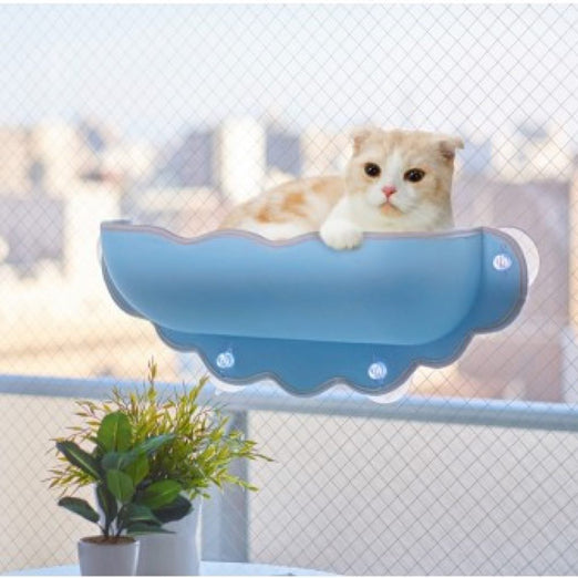 Marukan Window Cloud Bed For Cats - Kohepets