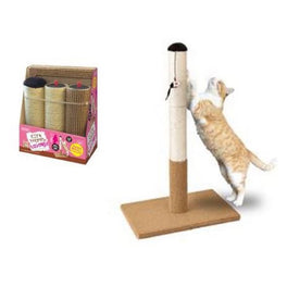 Marukan Long Cat Scratching Tower