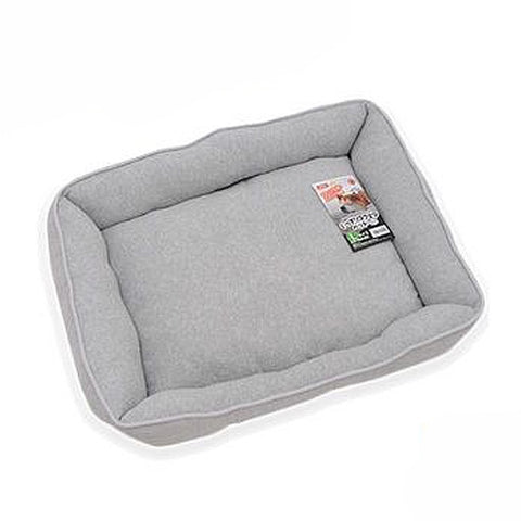 Marukan Tight Pet Bed -Grey - Kohepets