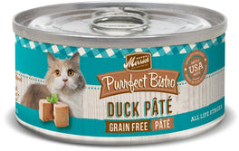 Merrick Purrfect Bistro Grain-Free Duck Pate Canned Cat Food 156g