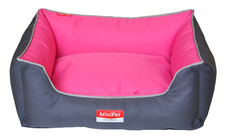 MiniPet Water Resistant Pet Bed With Lining - Extra Large - Kohepets