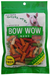 Bow Wow Mixed Cut Dog Treat
