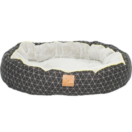 Mog & Bone Four Seasons Reversible Dog Bed - Pitch Triangle