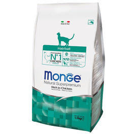 Monge Hairball Adult Dry Cat Food