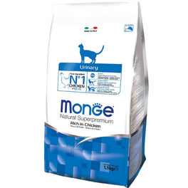 Monge Urinary Rich In Chicken Dry Cat Food
