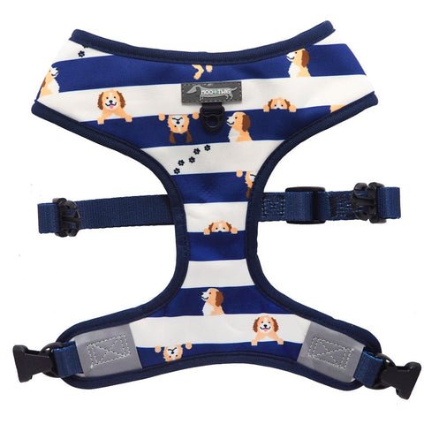 Moo+Twig Peek A Doo Reversible Dog Harness - Kohepets