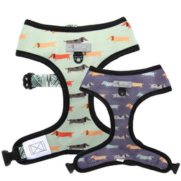 Moo+Twig Snag Pack Reversible Dog Harness
