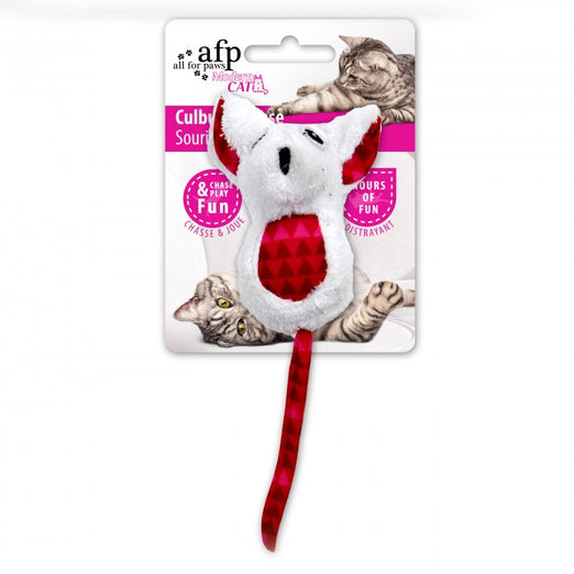 All For Paws Modern Cat Culbuto Mouse Cat Toy