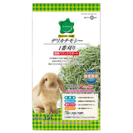 Marukan Delica Premium Timothy Hay for Rabbits 450g