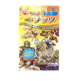 Marukan Mix Nuts For Small Animal 60g