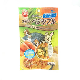 Marukan Mix Vegetables For Small Animals 26g