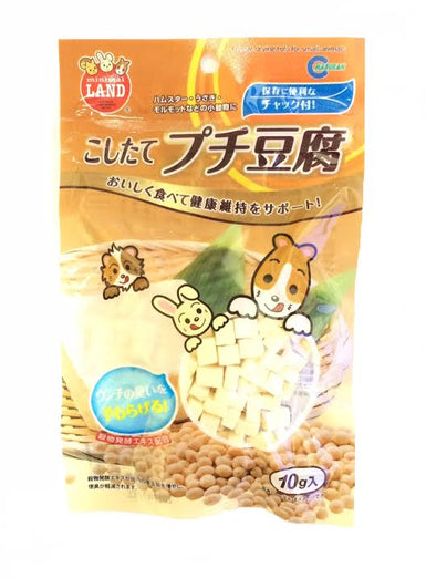 Marukan Freeze Drying Tofu For Small Animals 10g - Kohepets