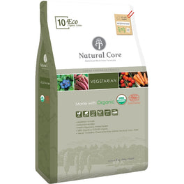 Natural Core Eco 10 Organic Vegetarian Dry Dog Food