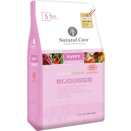 Natural Core Eco 5 Organic Puppy Dry Dog Food