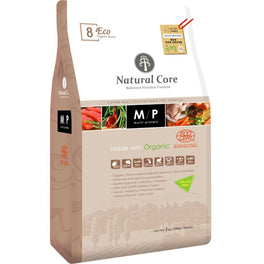Natural Core Eco 8 Organic Multiple Protein Grain Free Dry Dog Food