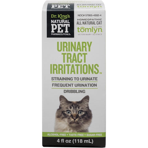 Natural Pet Pharmaceuticals Urinary Tract Infections Cat Supplement 118ml