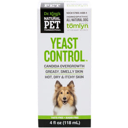 Natural Pet Pharmaceuticals Yeast Control Dog Supplement 118ml