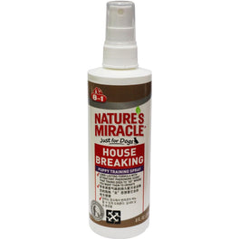 Nature's Miracle House Breaking Puppy Training Dog Spray 8oz