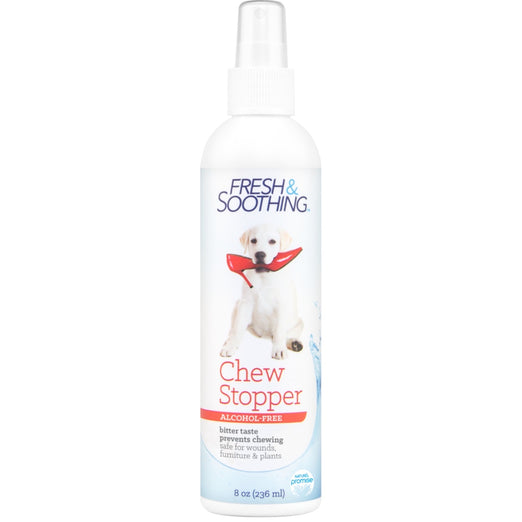 Naturel Promise Fresh & Soothing Chew Stopper Spray for Pets 8oz - Kohepets