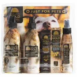 Nature's Gold Just for Pets Manuka Gift Pack