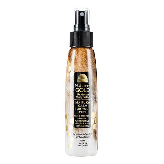 Nature's Gold Just for Pets Manuka Calm Spritzer 100ml