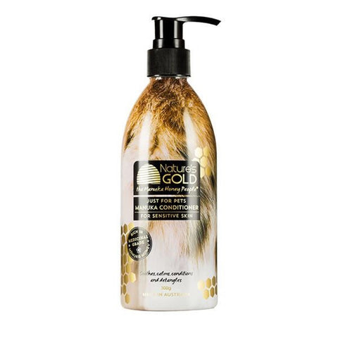 Nature's Gold Just for Pets Manuka Conditioner 300g