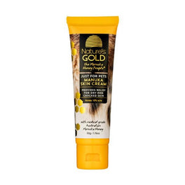 Nature's Gold Just for Pets Manuka Skin Cream 50g