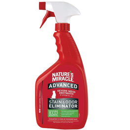 Nature's Miracle Just for Cats Severe Stain & Odour Advanced Formula Spray 24oz