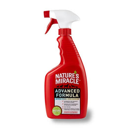 Nature's Miracle Just for Dogs Severe Stain & Odor Remover Advanced Formula Spray 24oz