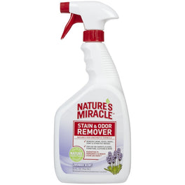 Nature's Miracle Stain & Odor Remover (Lavender Scent) 32oz