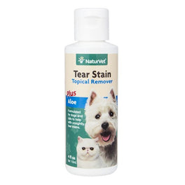 NaturVet Tear Stain Remover Topical 4oz