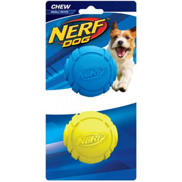 Nerf Dog Curve Ball Dog Toy (Small) 2-Pack