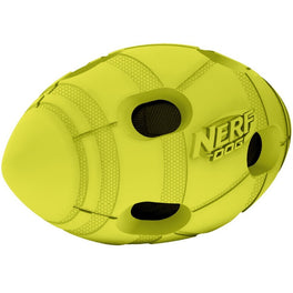 Nerf Dog Crunch Bash Football Dog Toy (Large)