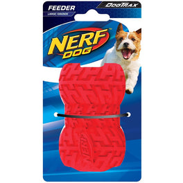 Nerf Dog DogTrax Tire Feeder Dog Toy (Large)